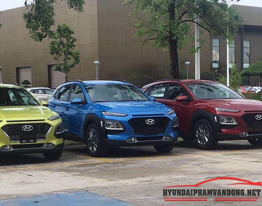 Lộ Diện Ảnh Xe Hyundai Kona Sắp Ra Mắt Tại Việt Nam