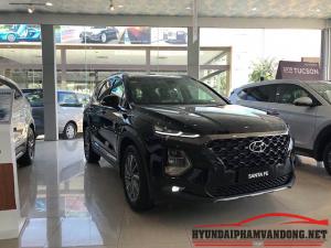 Hyundai santafe máy dầu