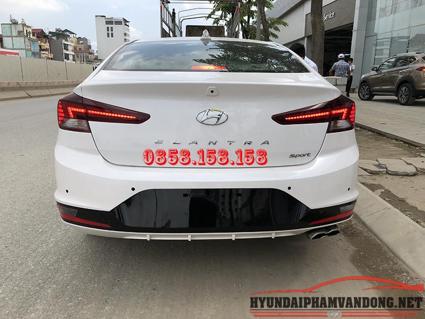 Hyundai sport 2019 mới nhất