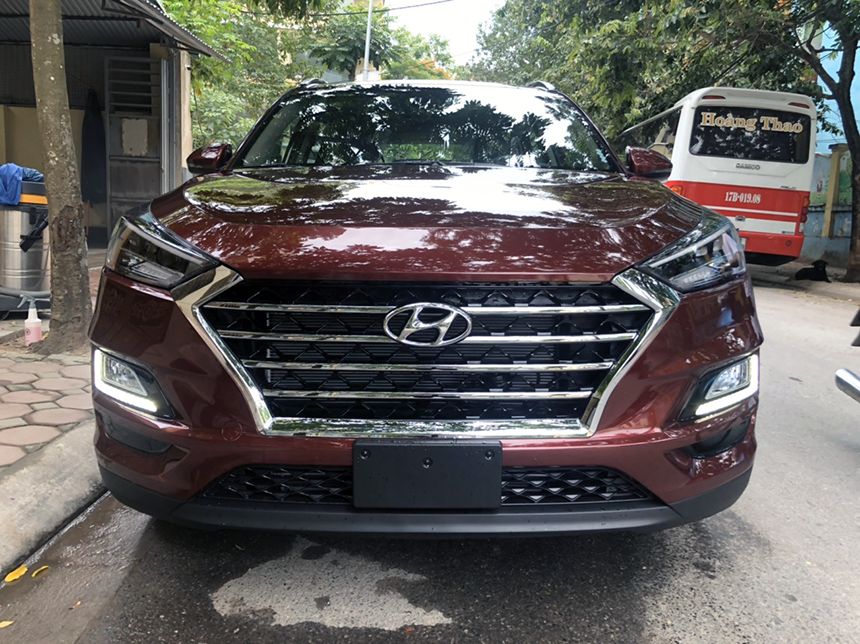 Hyundai Tucson máy xăng 2019